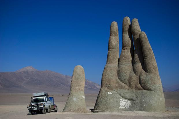 1-giant hand