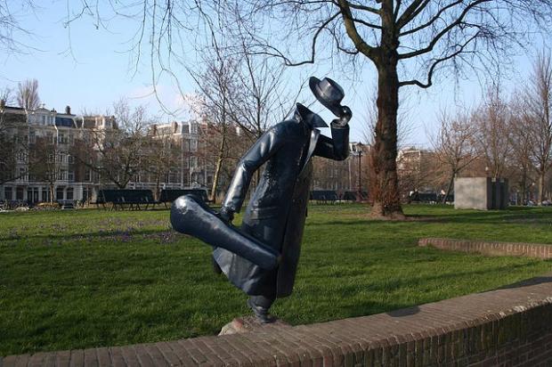 15-Headless Musician, Amsterdam, Netherlands