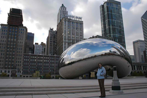 37-Cloud Gate, Chicago, USA