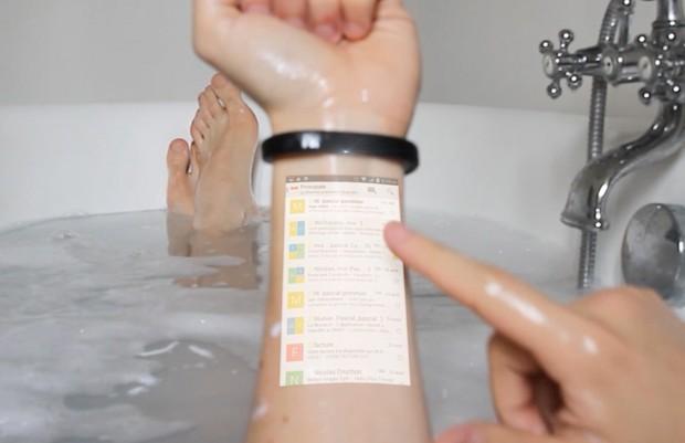 Cicret Smart Bracelet