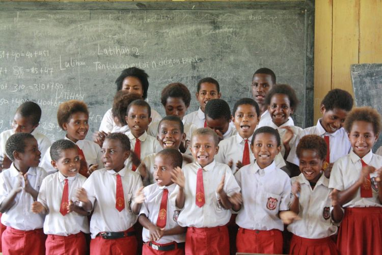 Sekolah-Dasar-di-Deiyai-Papua-Terancam-Ditutup