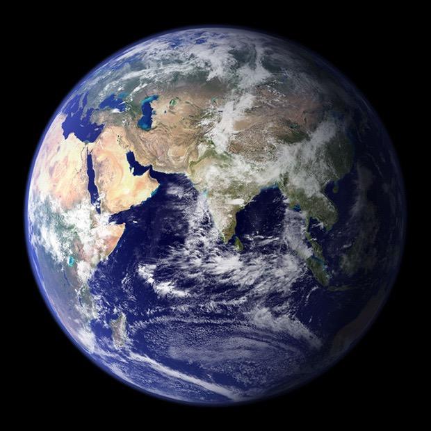 bumi, alam semesta