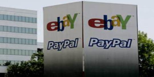 eBay akuisisi paypal