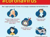 pencegahan virus corona